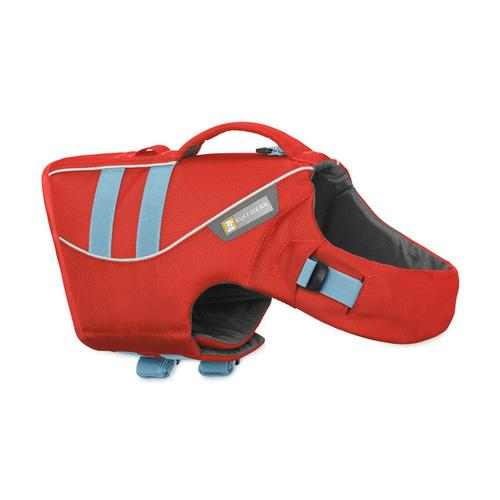 Ruffwear Float Coat - Small Sockeye_red
