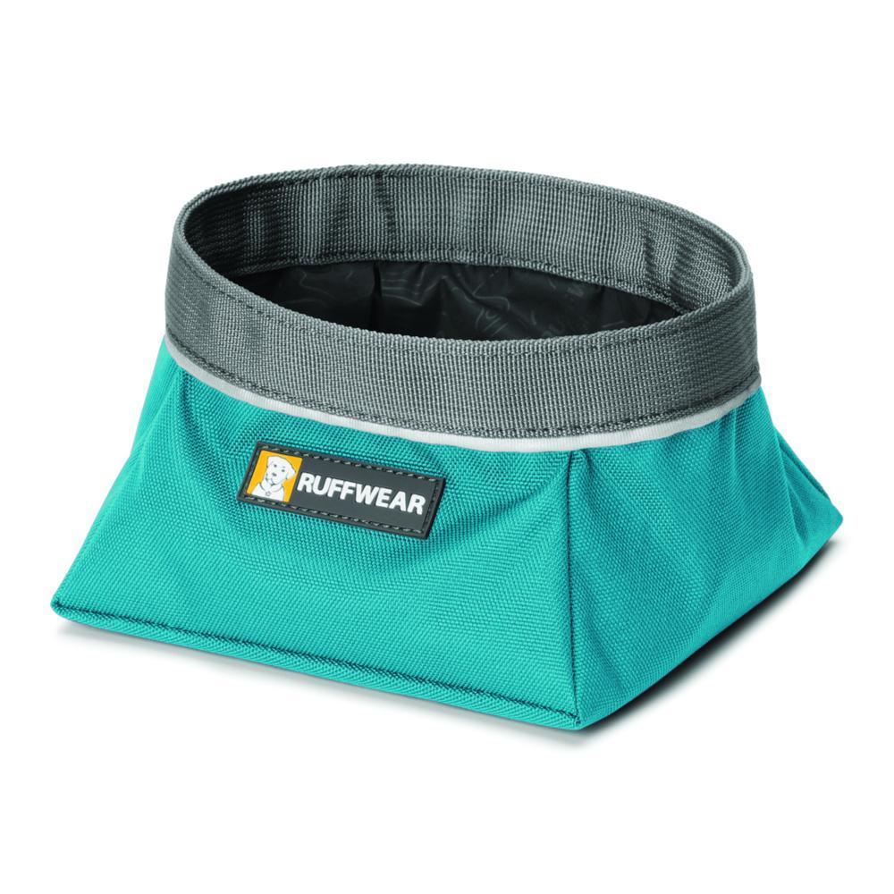 Ruffwear Quencher Dog Bowl - Small PACIFIC_BLUE