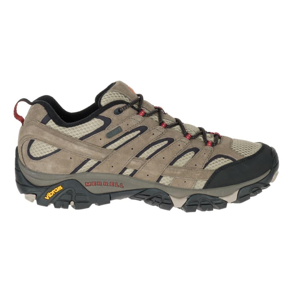 Merrell Men's Moab 2 Waterproof Hiking Shoes BARK