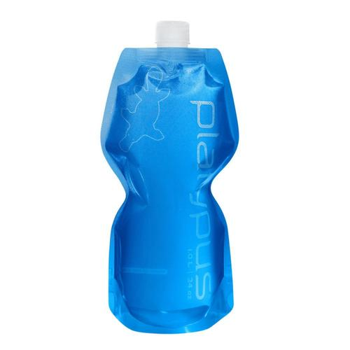 Platypus SoftBottle With Closure Cap - 1L Blue