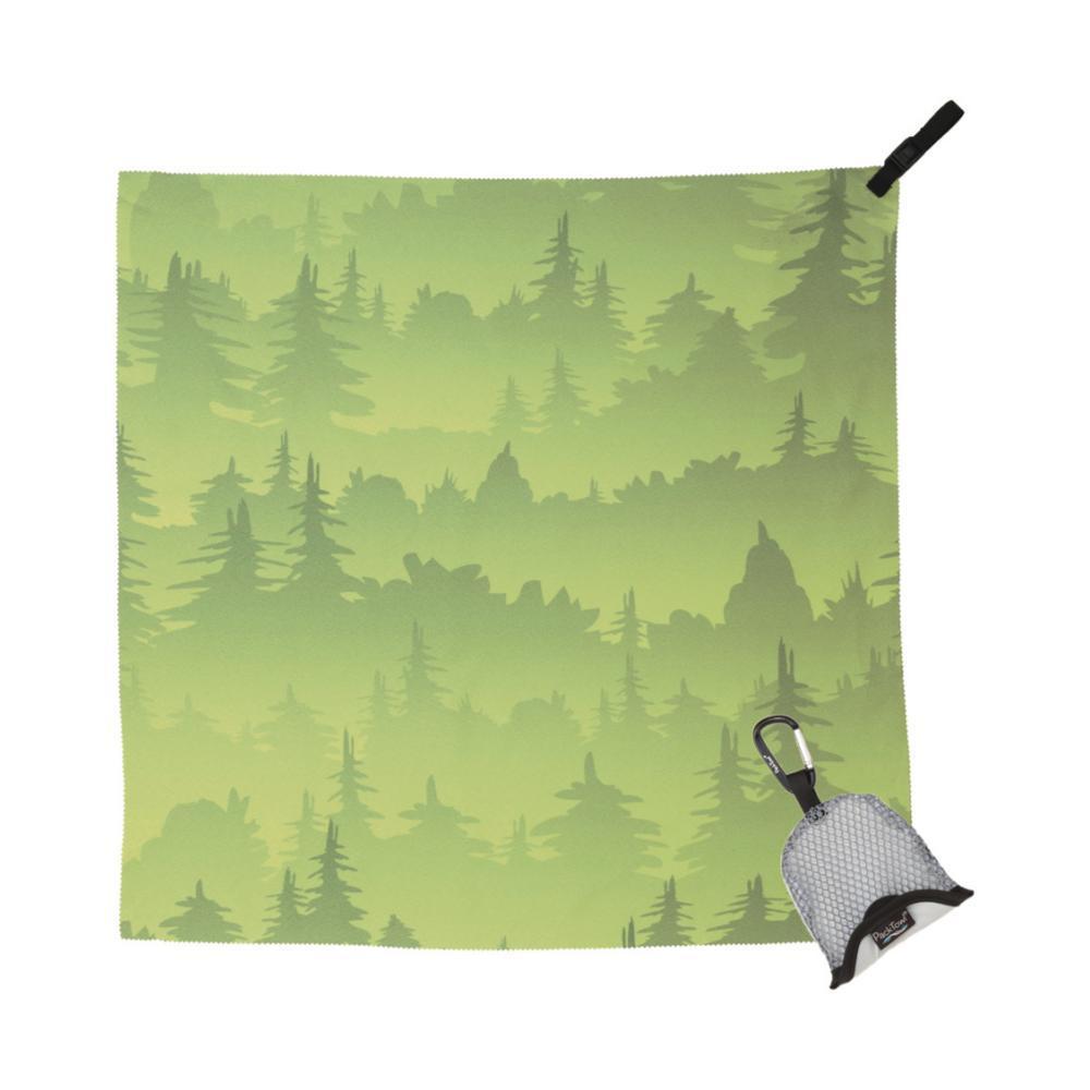 PackTowl Nano Towel GRN_TREES