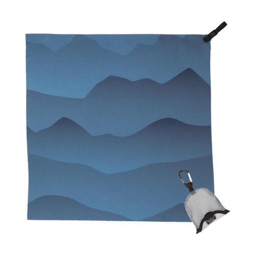 PackTowl Nano Towel Blu_mtns
