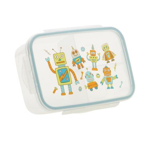 SugarBooger by Ore Retro Robot Good Lunch Bento Box Robot