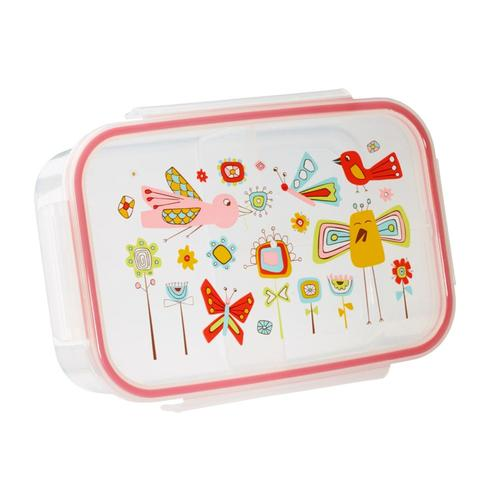 SugarBooger by Ore Birds & Butterflies Good Lunch Bento Box