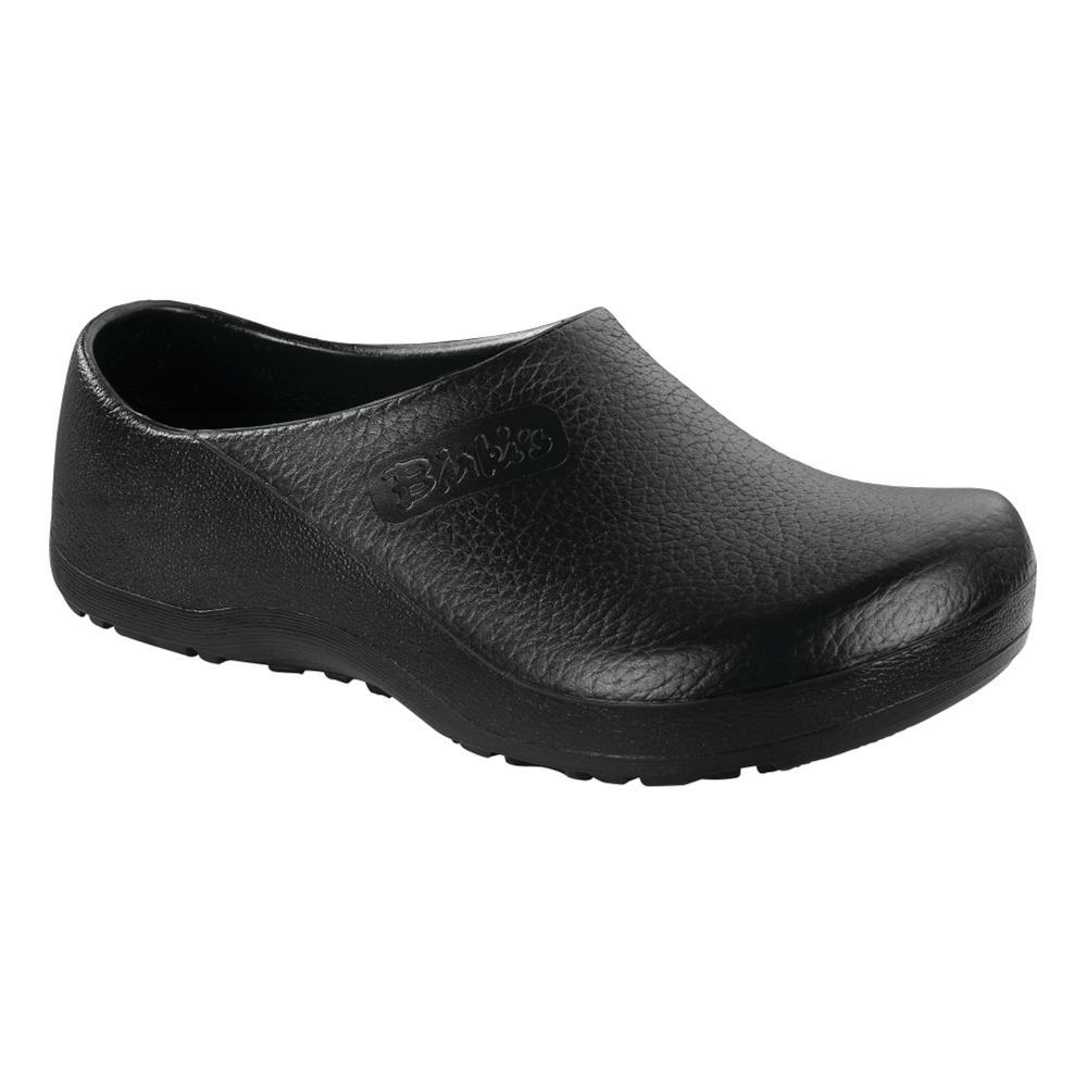 Birkenstock Men's Profi- Birki Clogs BLACK