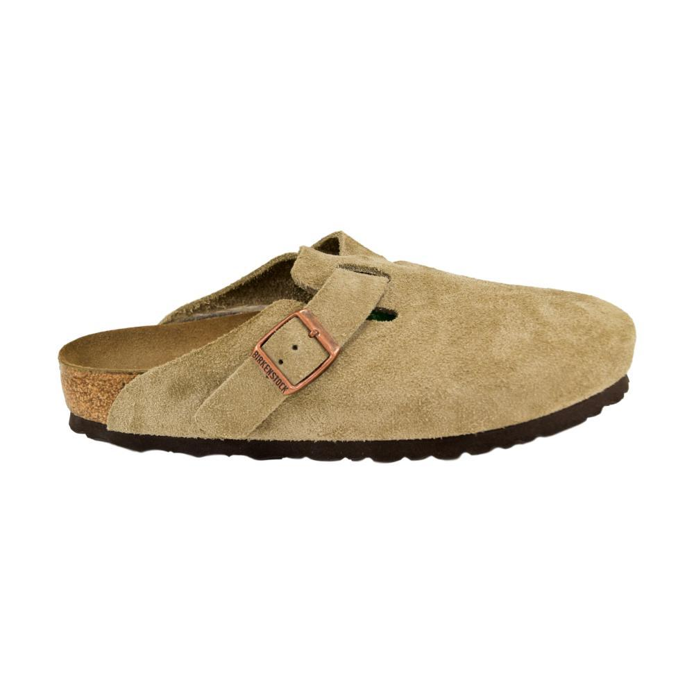 Birkenstock Women's Boston Soft Footbed Clogs TAUPESD