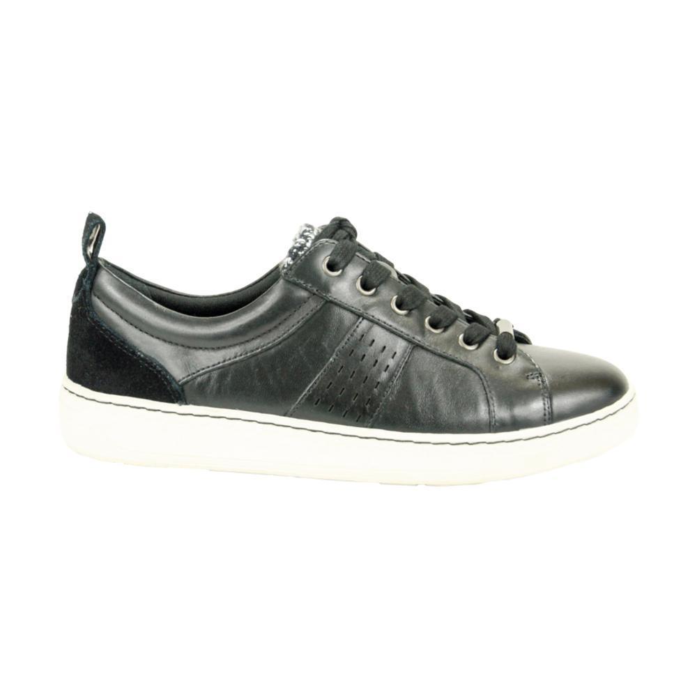 Earth Women's Zag Sneakers BLKFULLGRN