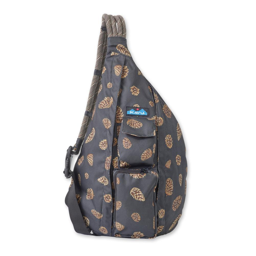 Kavu Rope Sling Bag PINECONES