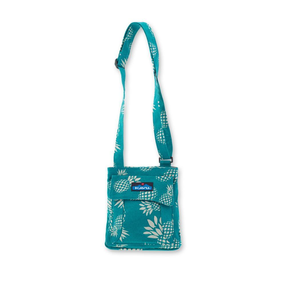 Kavu Mini Keeper Shoulder Bag PINEAPPLEPA