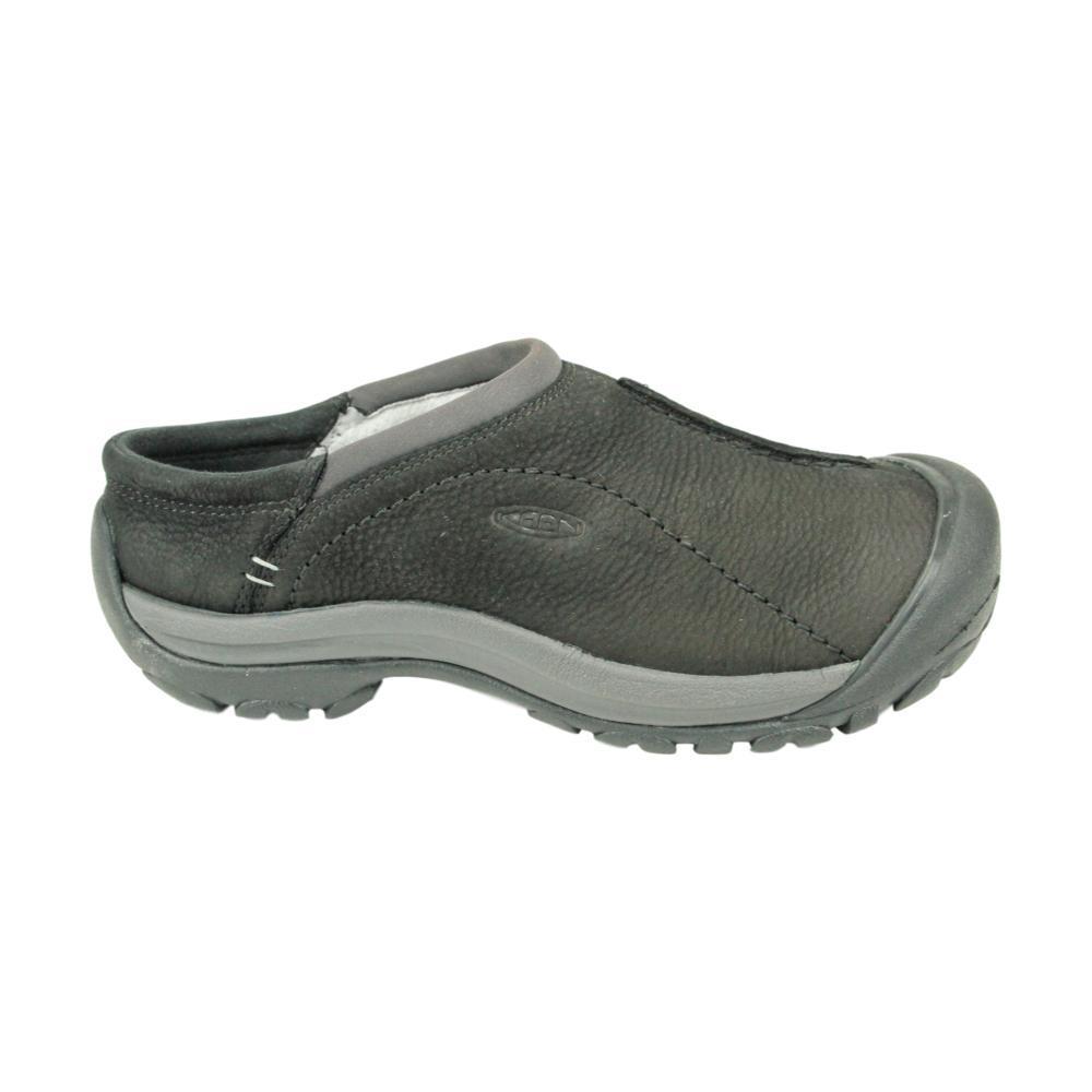 Keen Women's Kaci Slide Slip-on Shoes BLACK