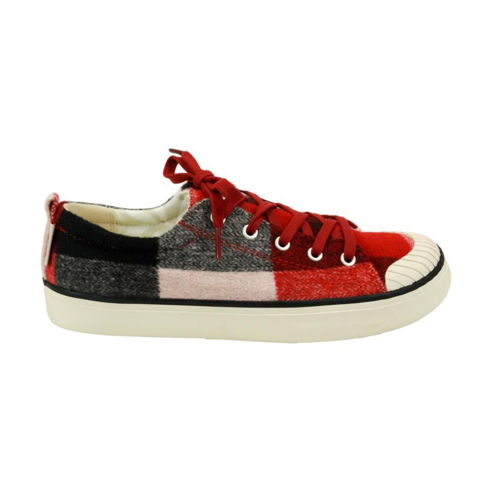 Keen Women's Elsa Fleece Sneakers REDWOOL