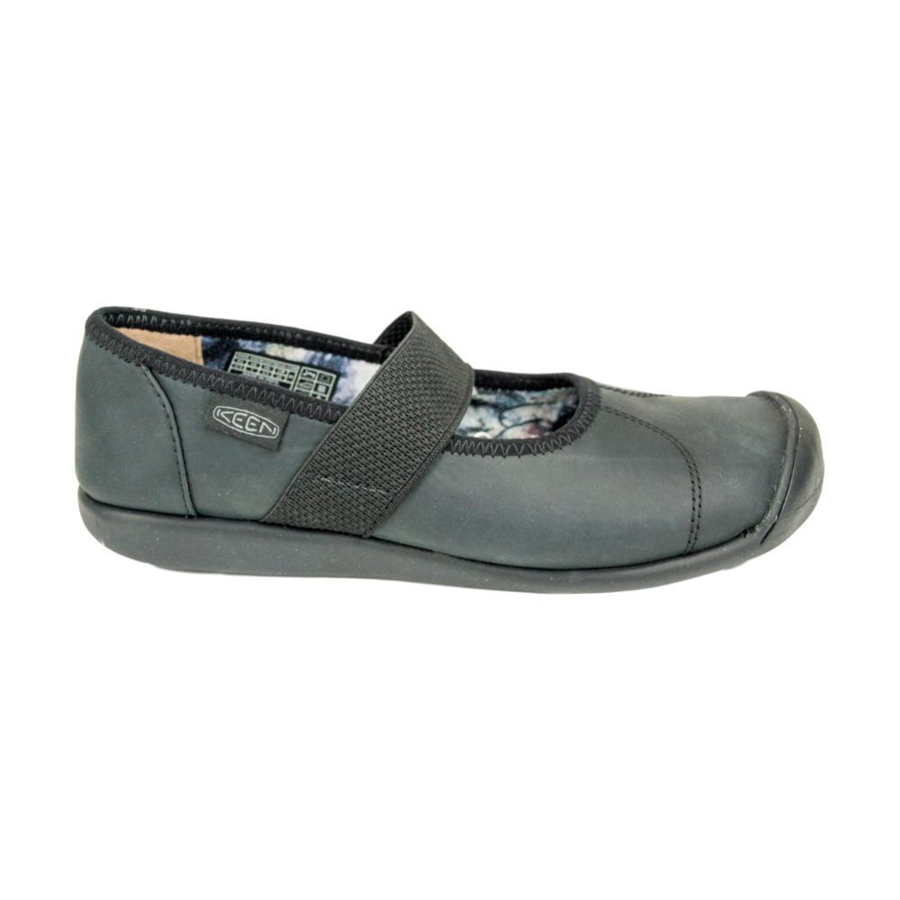 Keen Women's Sienna Leather Mary Jane Shoes BLACK