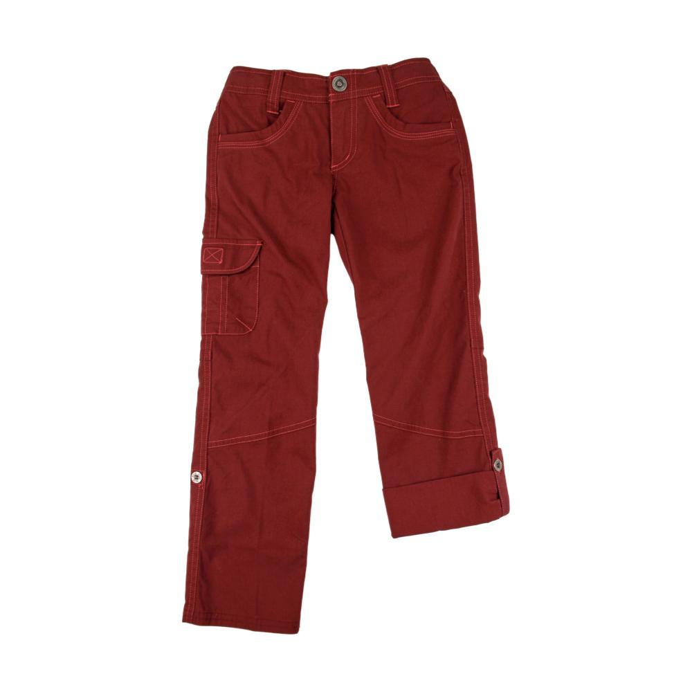 Kuhl Girls Splash Roll-Up Pants RAISIN