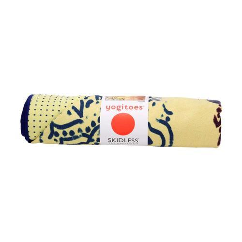 Manduka Yogitoes Yoga Towel - Chakra Print