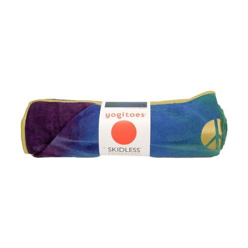 Manduka Yogitoes Yoga Towel - Peacock