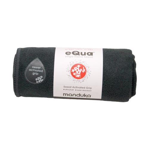 Manduka eQua Hand Yoga Towel - Thunder