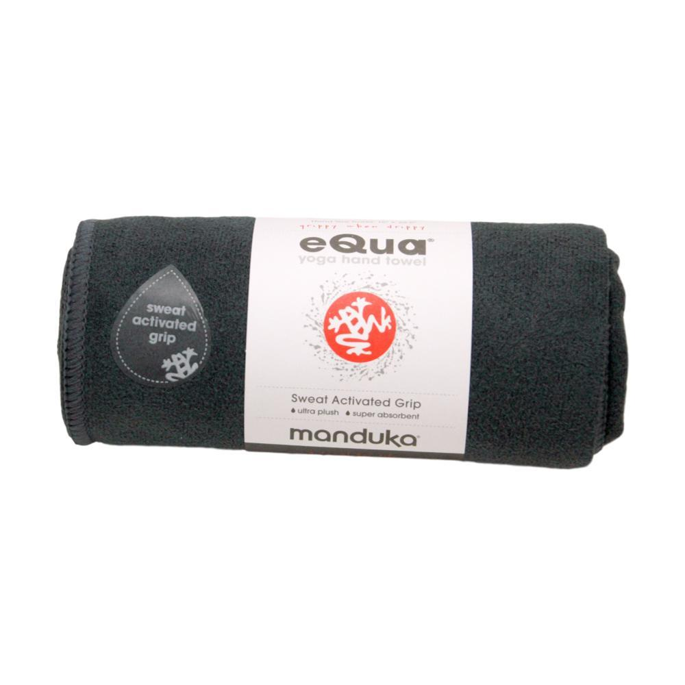 Manduka eQua Hand Yoga Towel - Thunder THUNDER