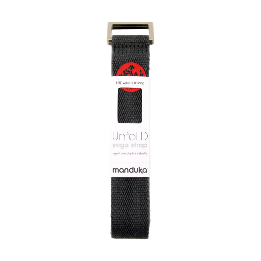 Manduka Unfold 2.0 Yoga Strap 8FT - Thunder THUNDER