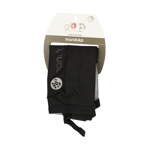 Manduka GO Play 3.0 Mat Carrier - Black