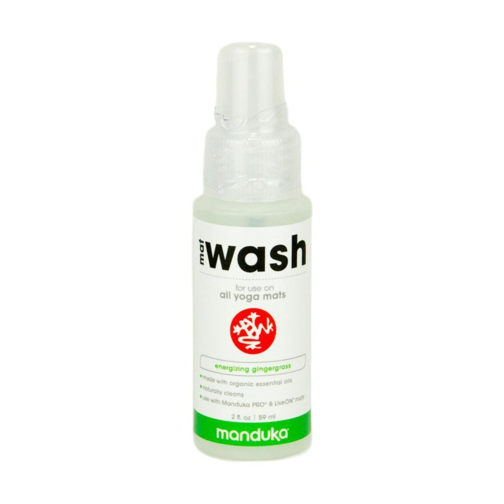 Manduka Mat Wash Travel Spray - Gingergrass 2oz GINGERGRASS