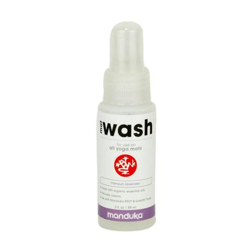 Manduka Mat Wash Travel Spray - Lavender 2oz