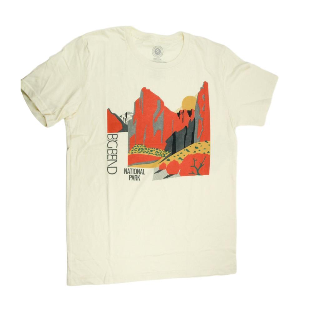 Parks Project Unisex Big Bend Sunset Tee NATURAL