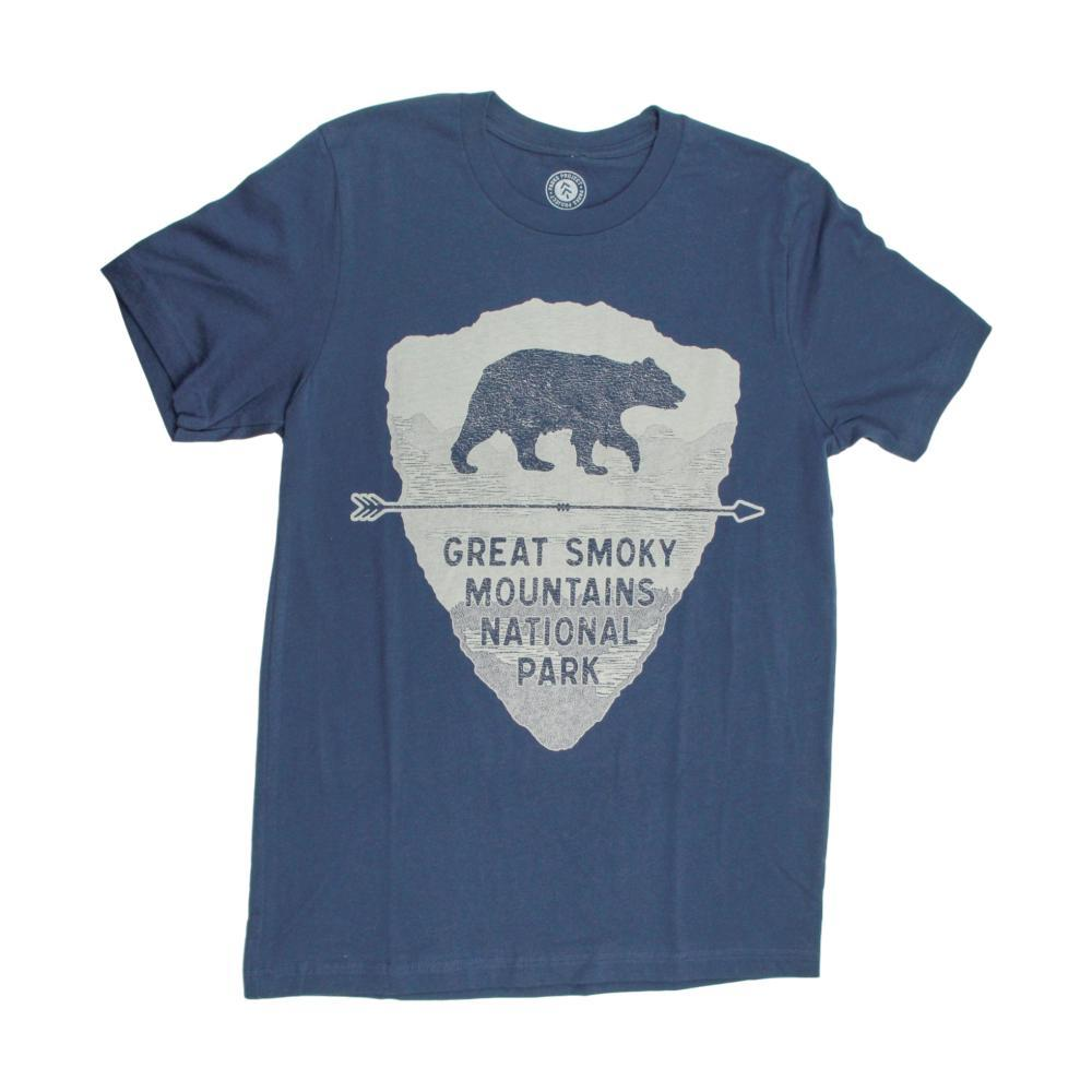 Parks Project Unisex Great Smoky Bear Tee NAVY