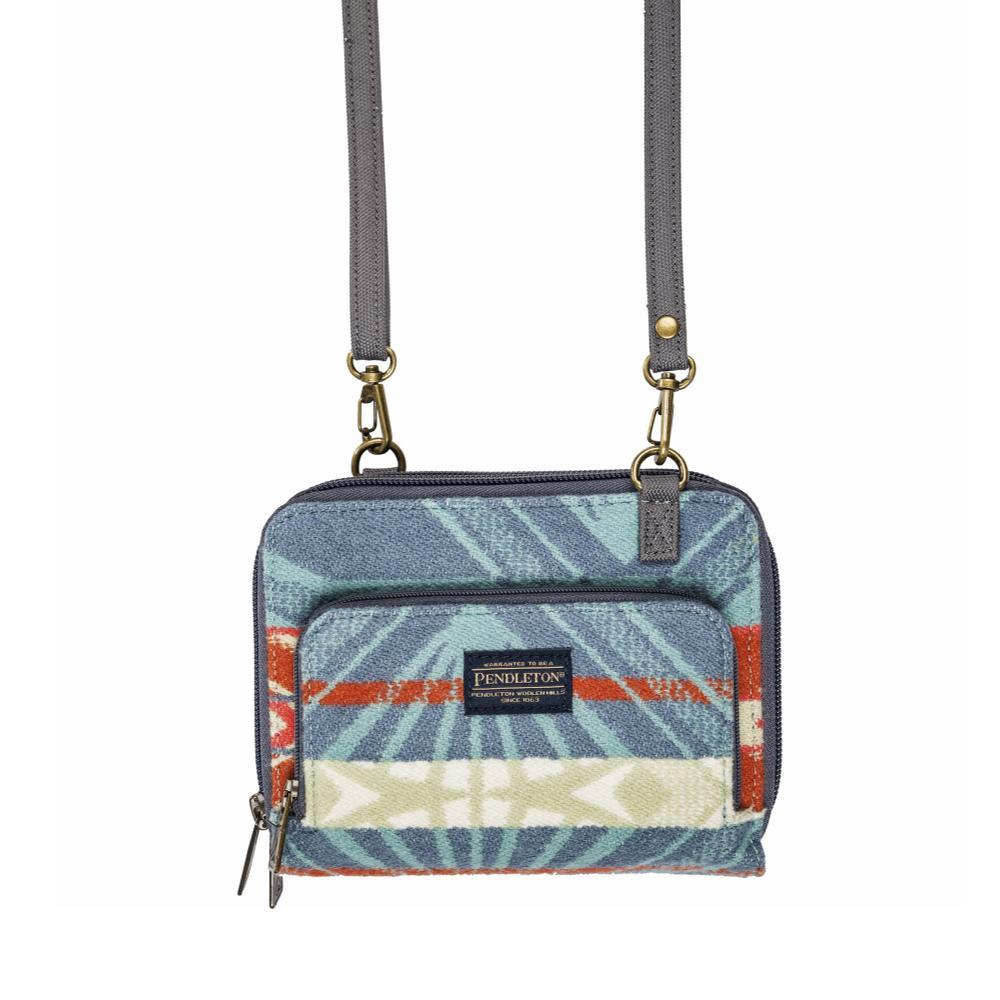 Pendleton Wallet On A Strap COQUILLAQUA