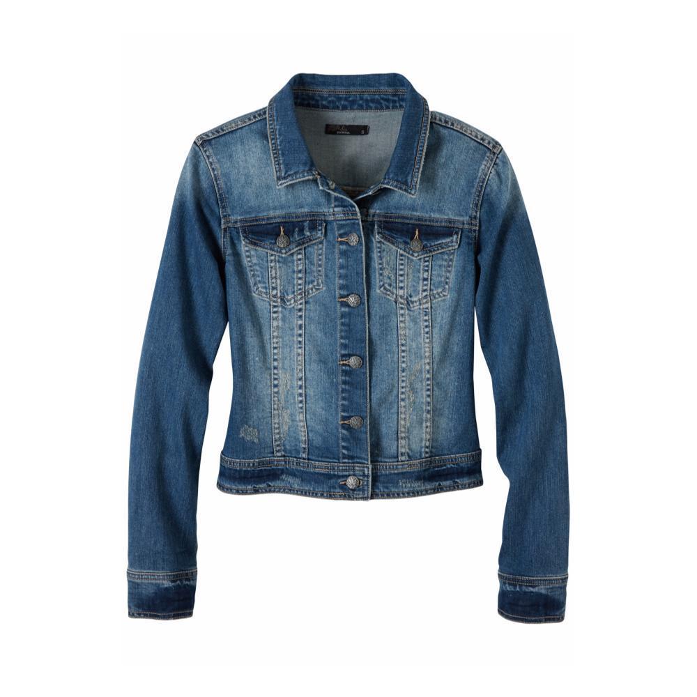 Prana Women's Dree Jacket ANTIQBLUE
