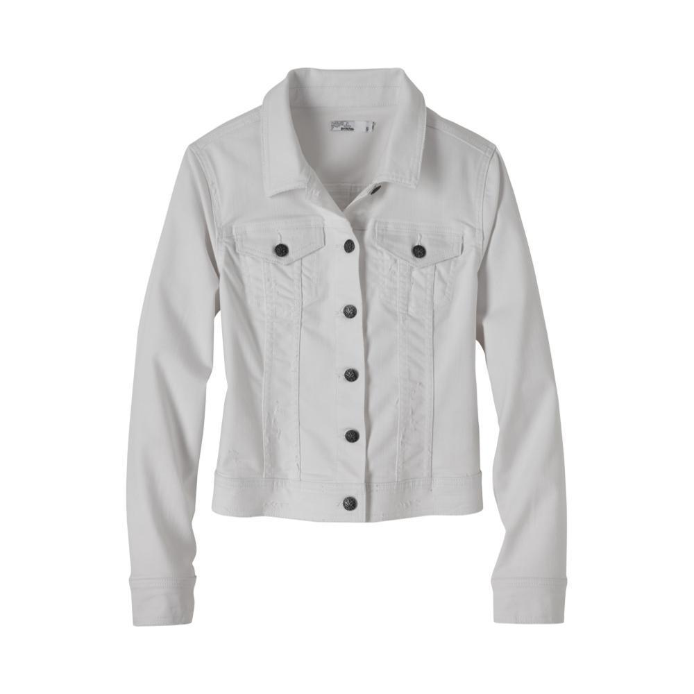 Prana Women's Dree Jacket WHITE