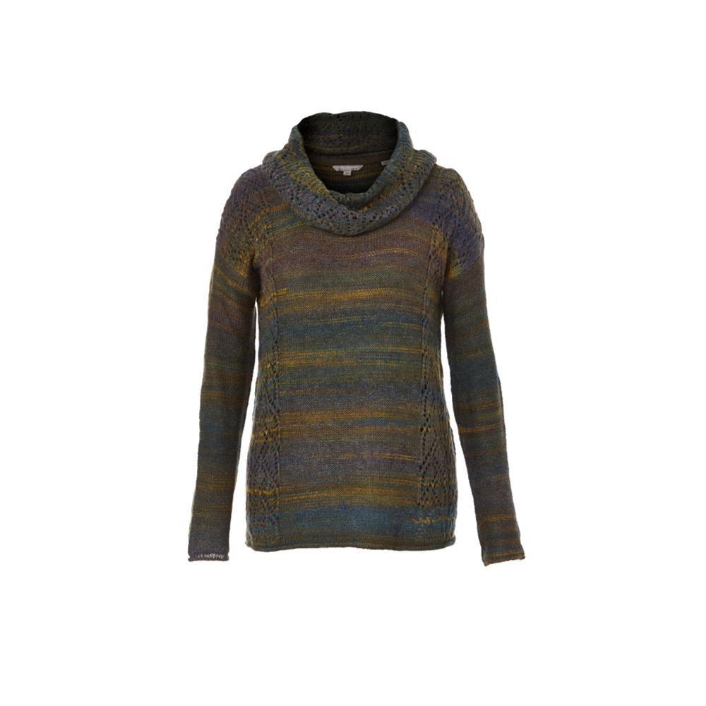 Royal Robbins Women's Sophia Cowl Sweater GREENGAB