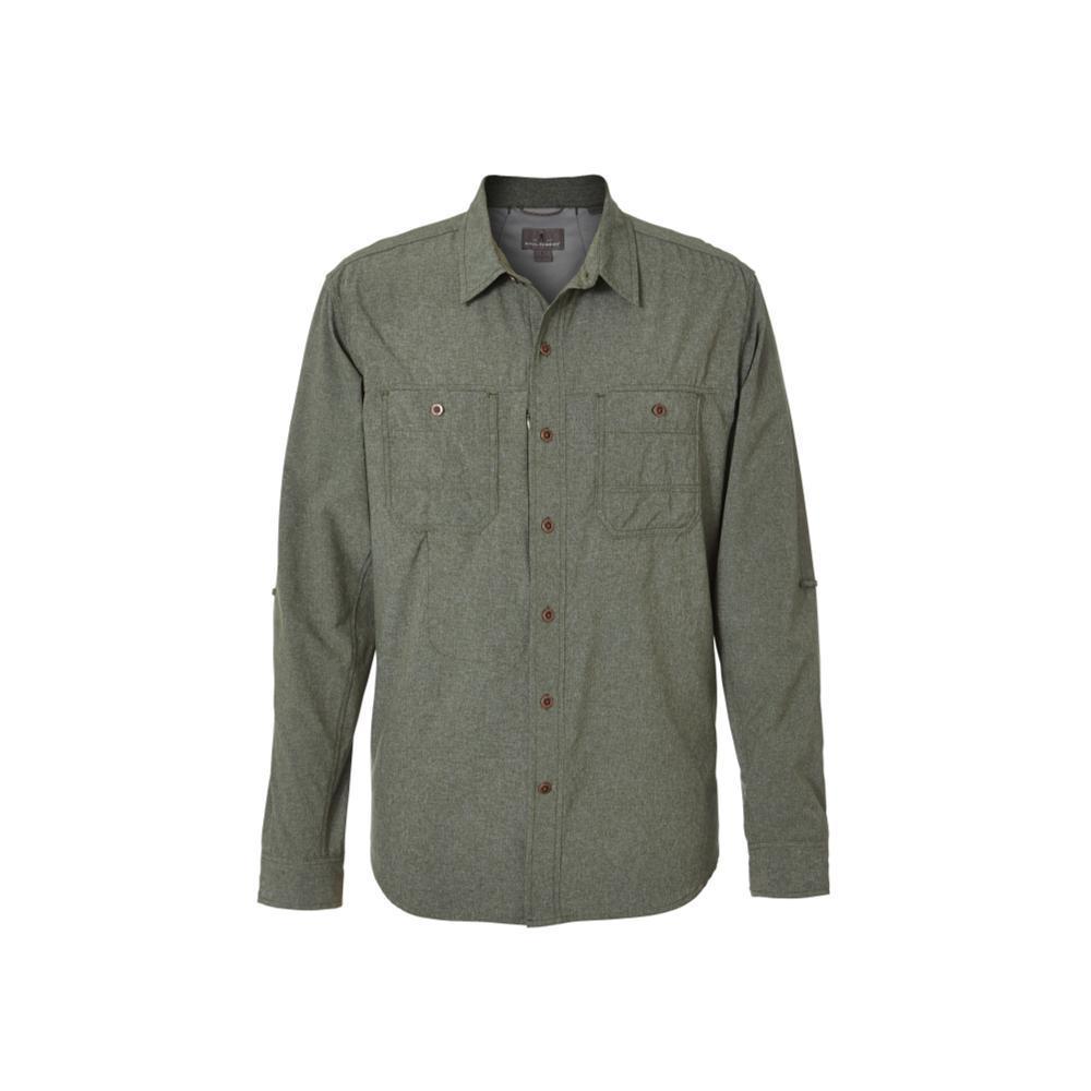Royal Robbins Men's Long Distance Traveler Long Sleeve Shirt CLIMBIVY