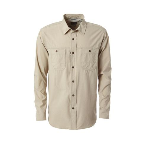 Royal Robbins Men's Long Distance Traveler Long Sleeve Shirt