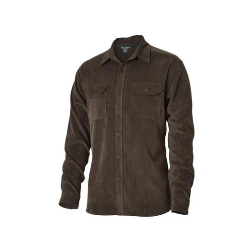 Royal Robbins Men's Grid Cord Long Sleeve Shirt