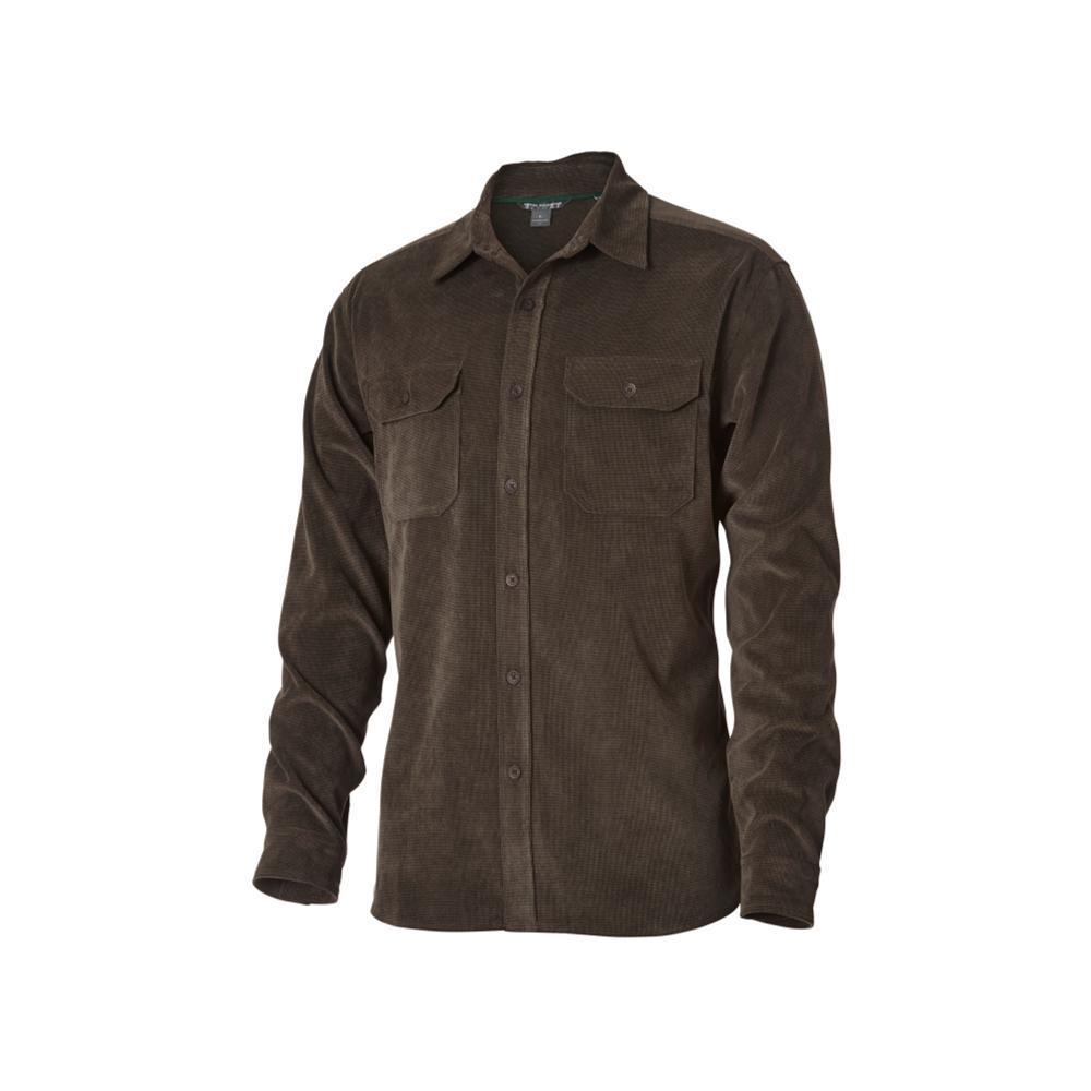 Royal Robbins Men's Grid Cord Long Sleeve Shirt PETOAK