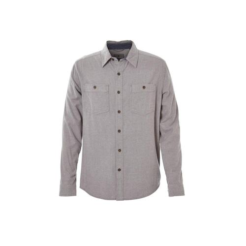 Royal Robbins Men's Bristol Tweed Long Sleeve Shirt