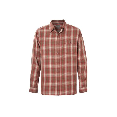 Royal Robbins Men's Pinecrest Plaid Long Sleeve Shirt