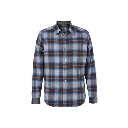 Royal Robbins Men's Merinolux Flannel Long Sleeve Shirt