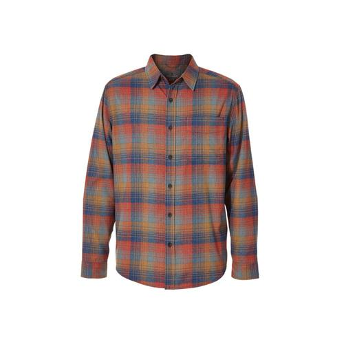 Royal Robbins Men's Vintage Flannel Long-Sleeve Shirt