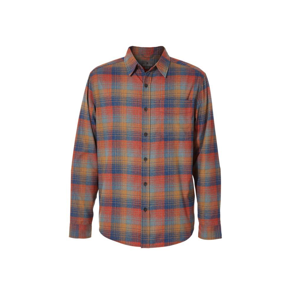 Royal Robbins Men's Vintage Flannel Long-Sleeve Shirt POSEIDON