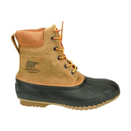 Sorel Men's Cheyanne II Lace Duck Boots Chpmunk
