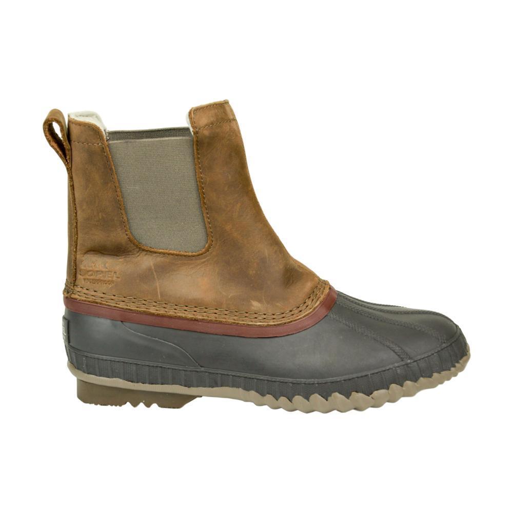 Sorel Men's Cheyanne II Chelsea Boots UMBER