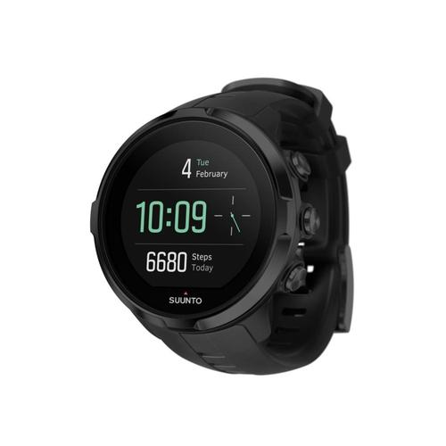 Suunto Spartan Sport Wrist HR All Black Black