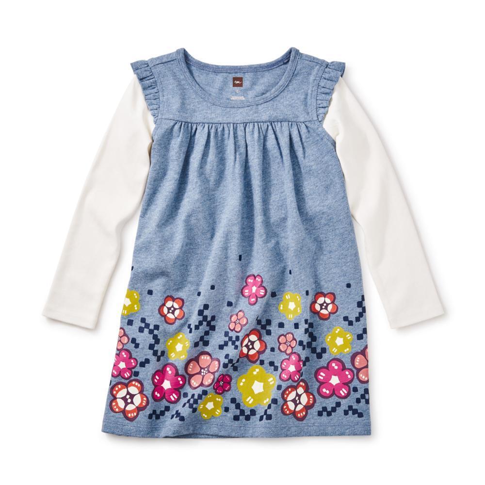 Tea Collection Kids Mackintosh Mighty Mini Dress