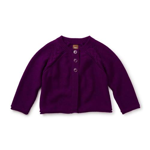 Tea Collection Kids Agatha 3-Button Cardigan