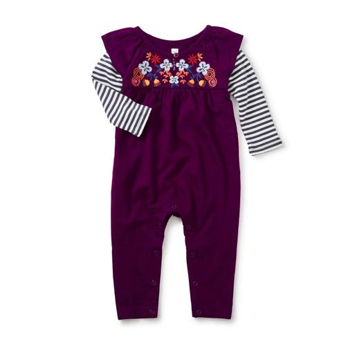 Tea Collection Kids Willow Flutter Romper