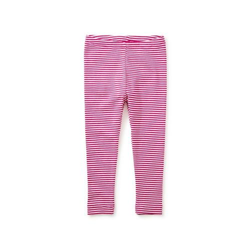 Tea Collection Infant Striped Baby Leggings Shocking
