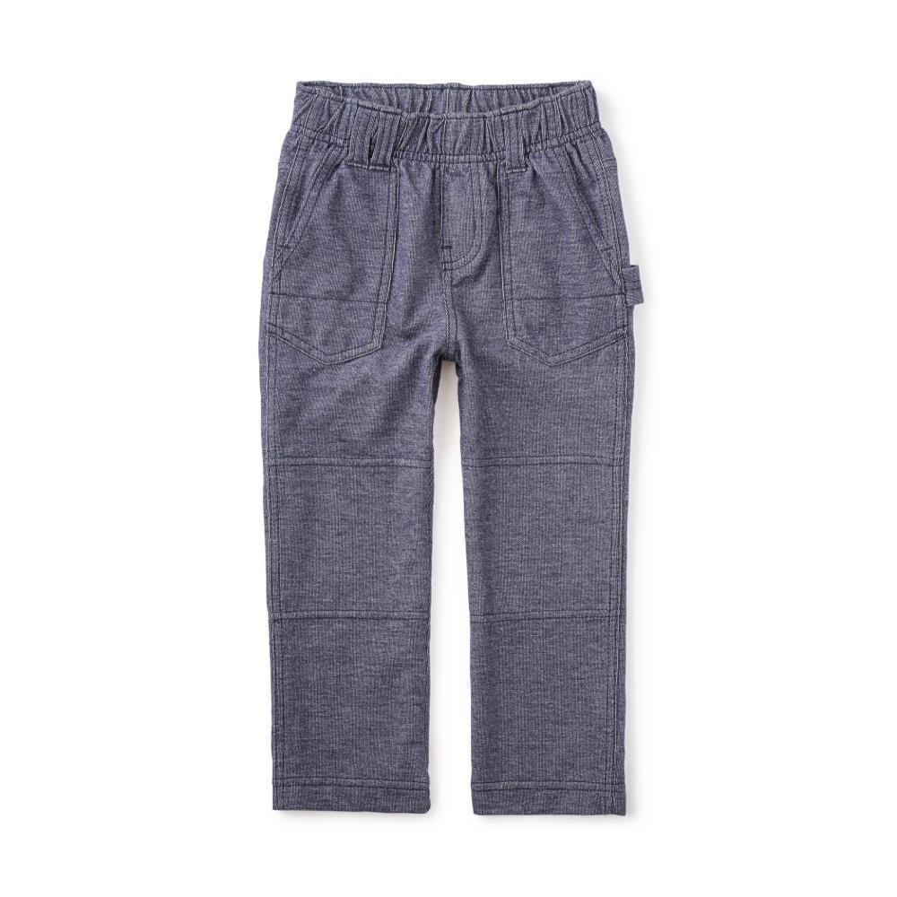 Tea Collection Kids Denim Like Playwear Pants INDIGO