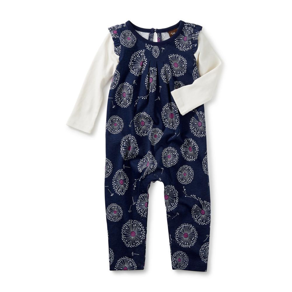 Tea Collection Infant Wish Flutter Romper