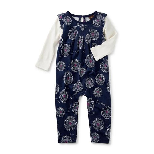 Tea Collection Infant Wish Flutter Romper
